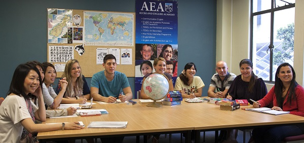 AEA授業風景1